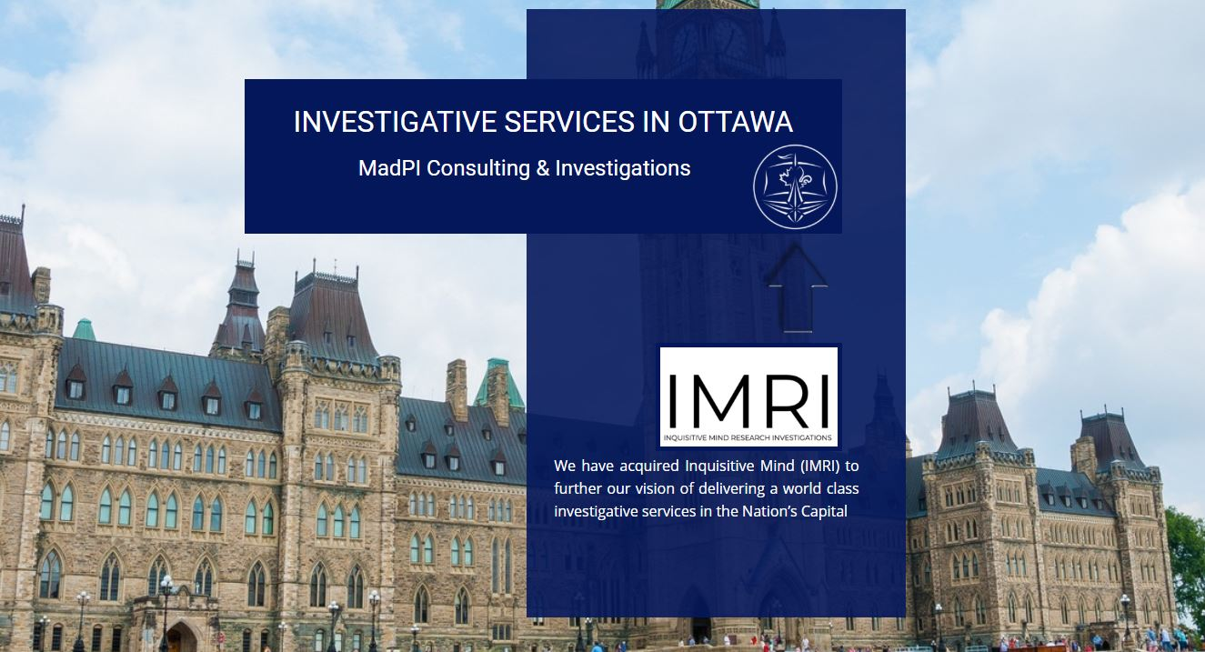 investigative services in ottawa