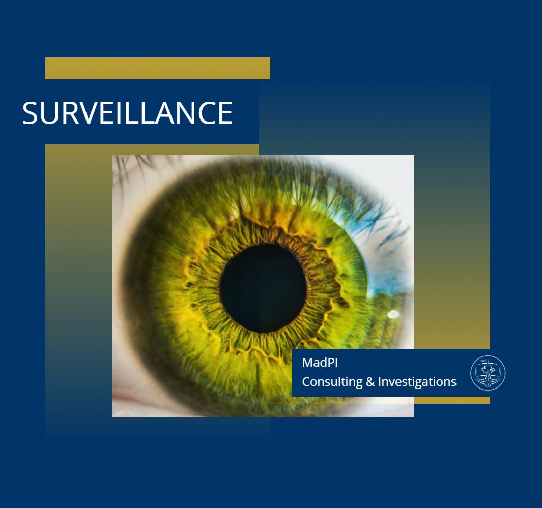 Surveillance – Professional Tool Private Investigators