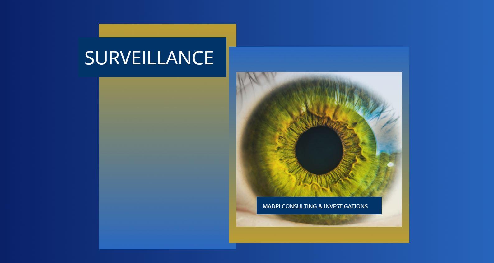 surveillance investigation – Professional Tool of Private Investigators