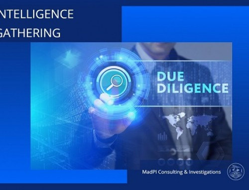 Due Diligence and Intelligence Gathering