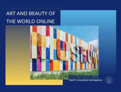 Art and Beauty of the World Online During the Quarantine