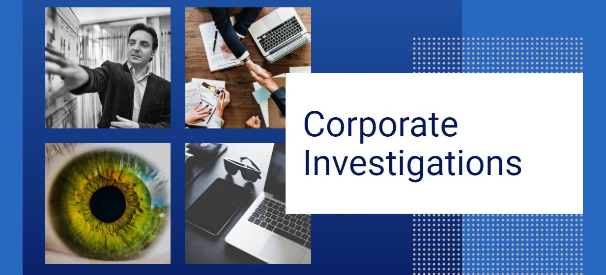 corporate investigations -private investigator consulting detective agency montreal