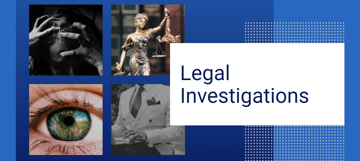 legal investigations - private investigator consulting detective agency montreal