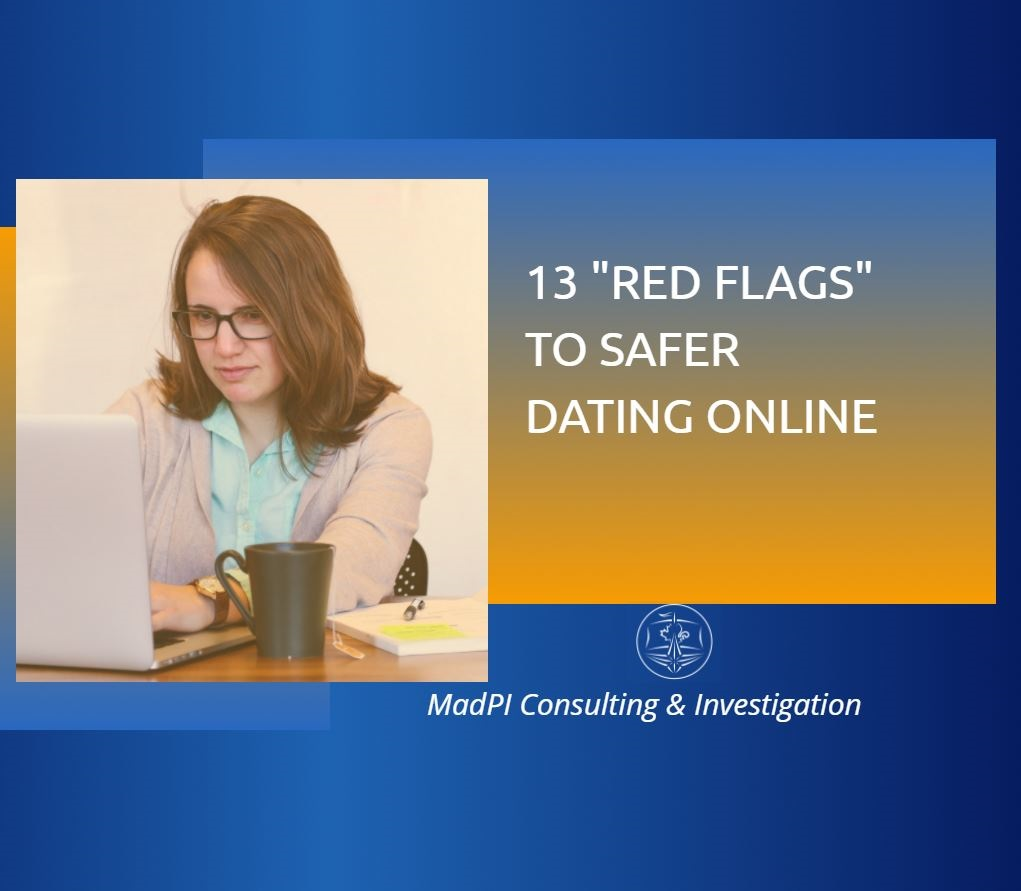 Catfishing and Romance Scams safe online dating