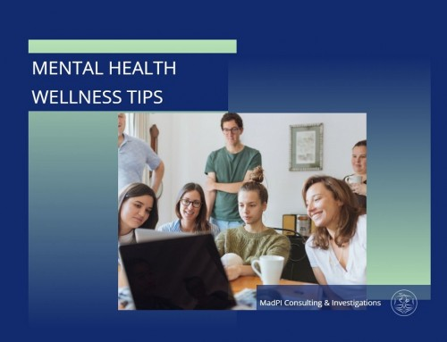 Mental Health Wellness Tips