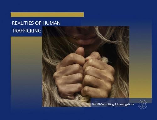 Realities of Human Trafficking