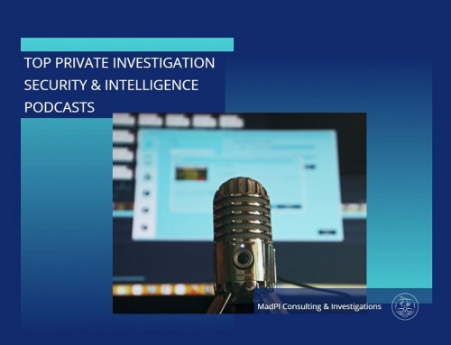 Top Private Investigation Security & Intelligence Podcasts