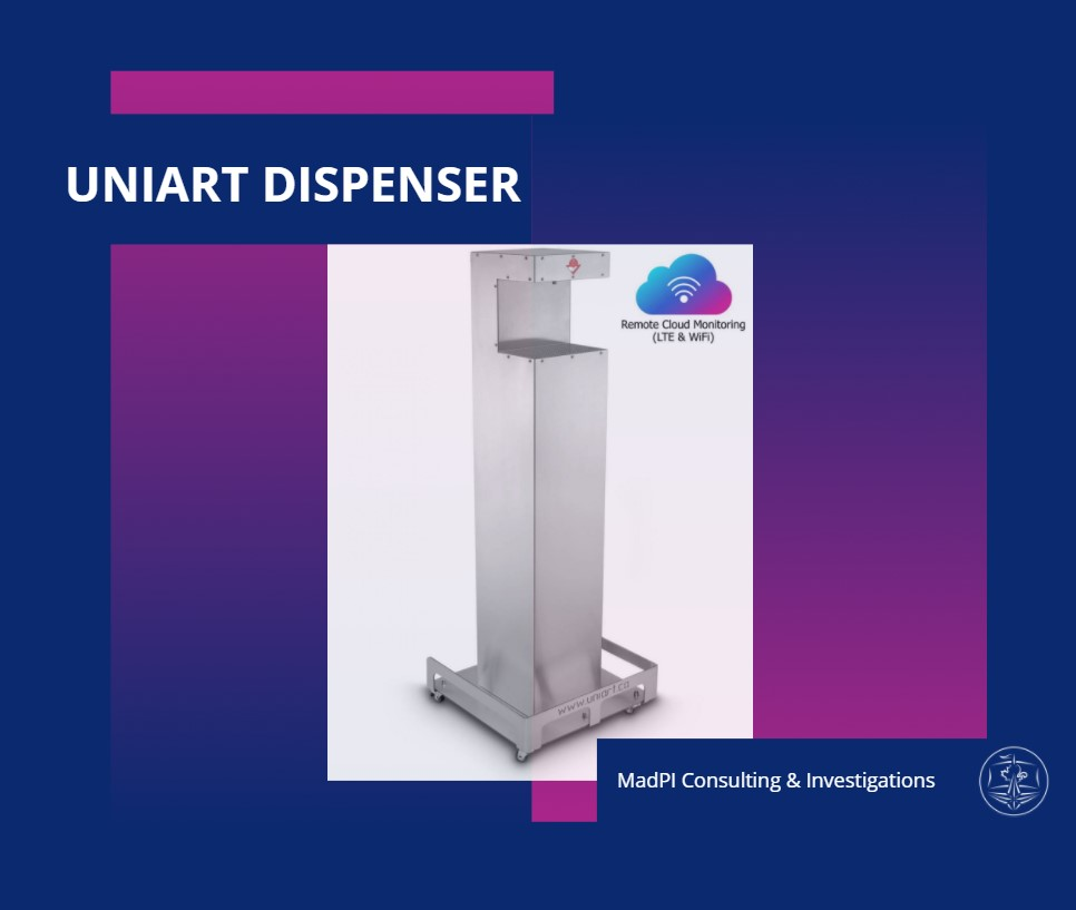 UNIART Dispenser
